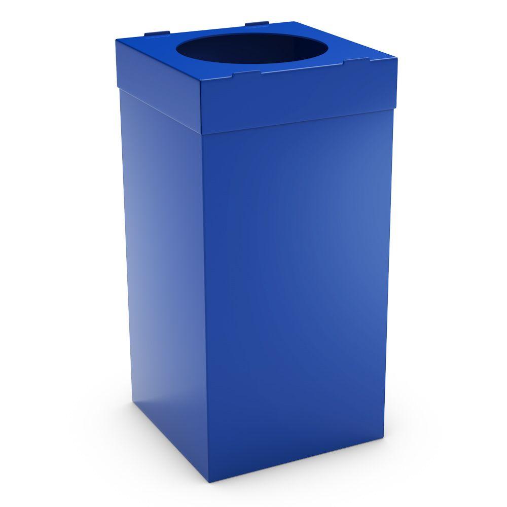 ATLAS Extra Capacity Recycling Trash Can, 21 Gallon ...