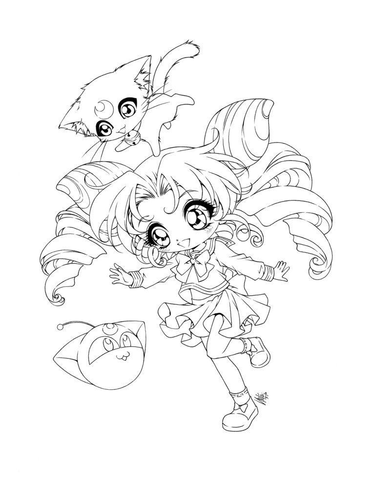 small lady... by *sureya on deviantART | Sailor Moon | Pinterest ...