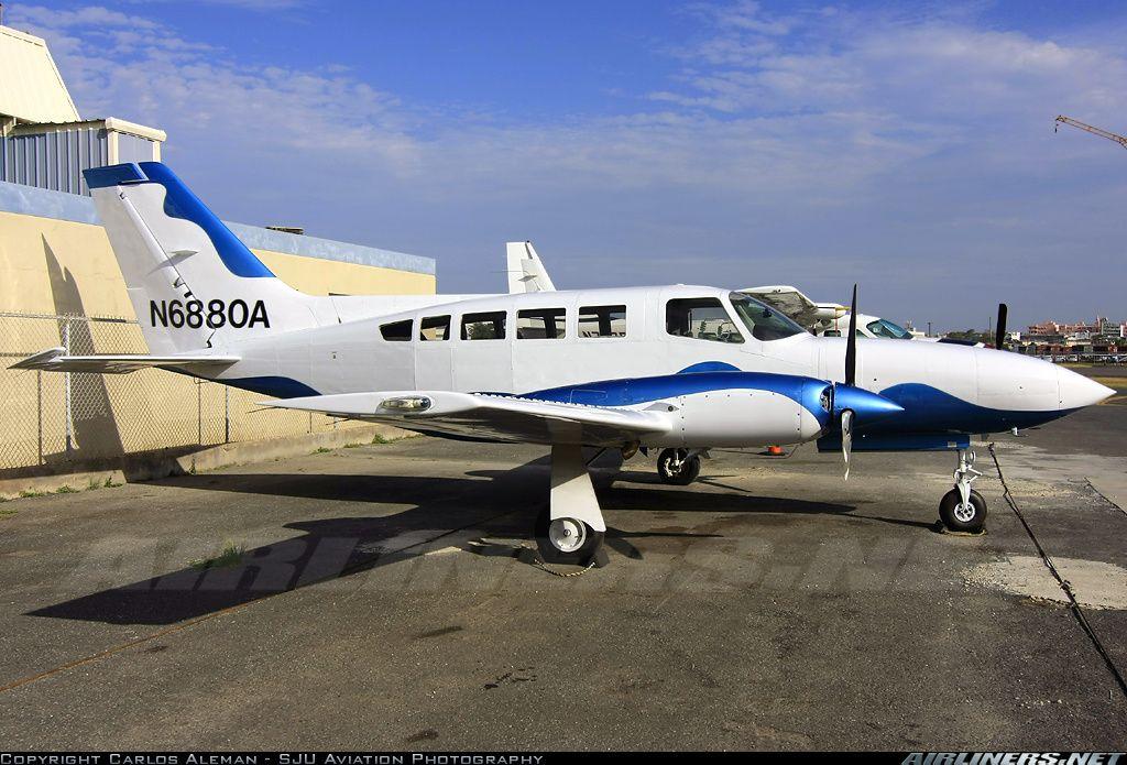 Cessna 402C Utililiner aircraft picture (met afbeeldingen)