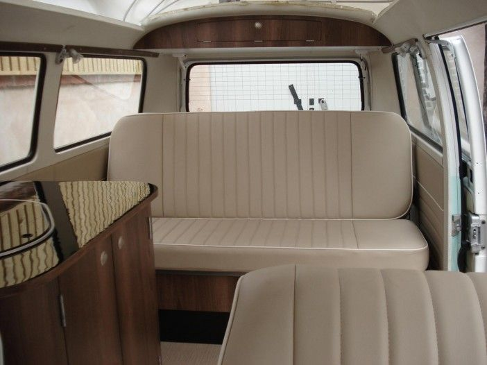 Marvelous Bodhi 75 Vw Bay Window Campervan American Walnut Caraccident5 Cool Chair Designs And Ideas Caraccident5Info