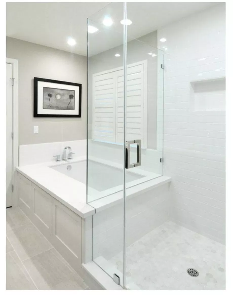 31 Best Bathroom Remodel With Tub Ideas Bathroomremodelwithtub Bathroomremode Bathr Bathroom Remodel Master Master Bathroom Design Bathroom Tub Shower Combo