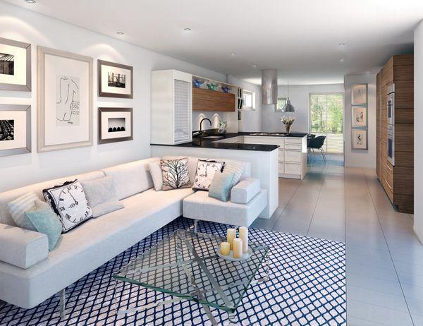 20 pleasing beige sofas in the living room home design lover