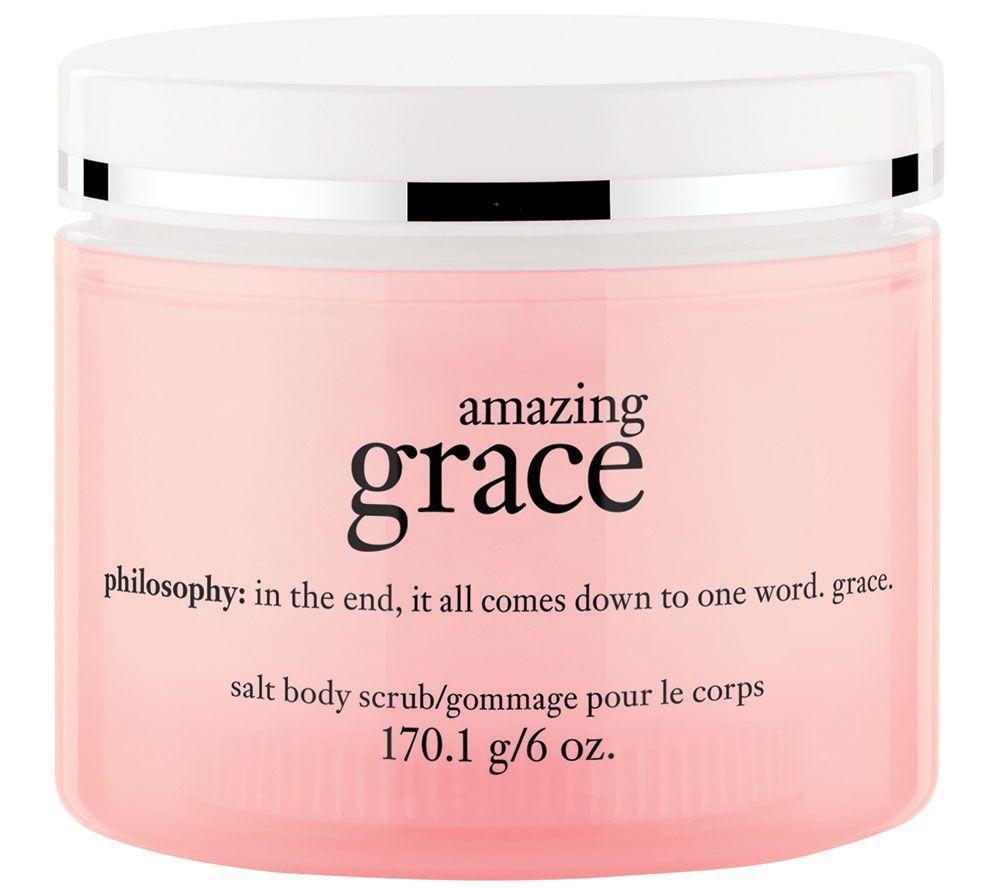 philosophy hot salt body scrub 6 oz. A270665 —