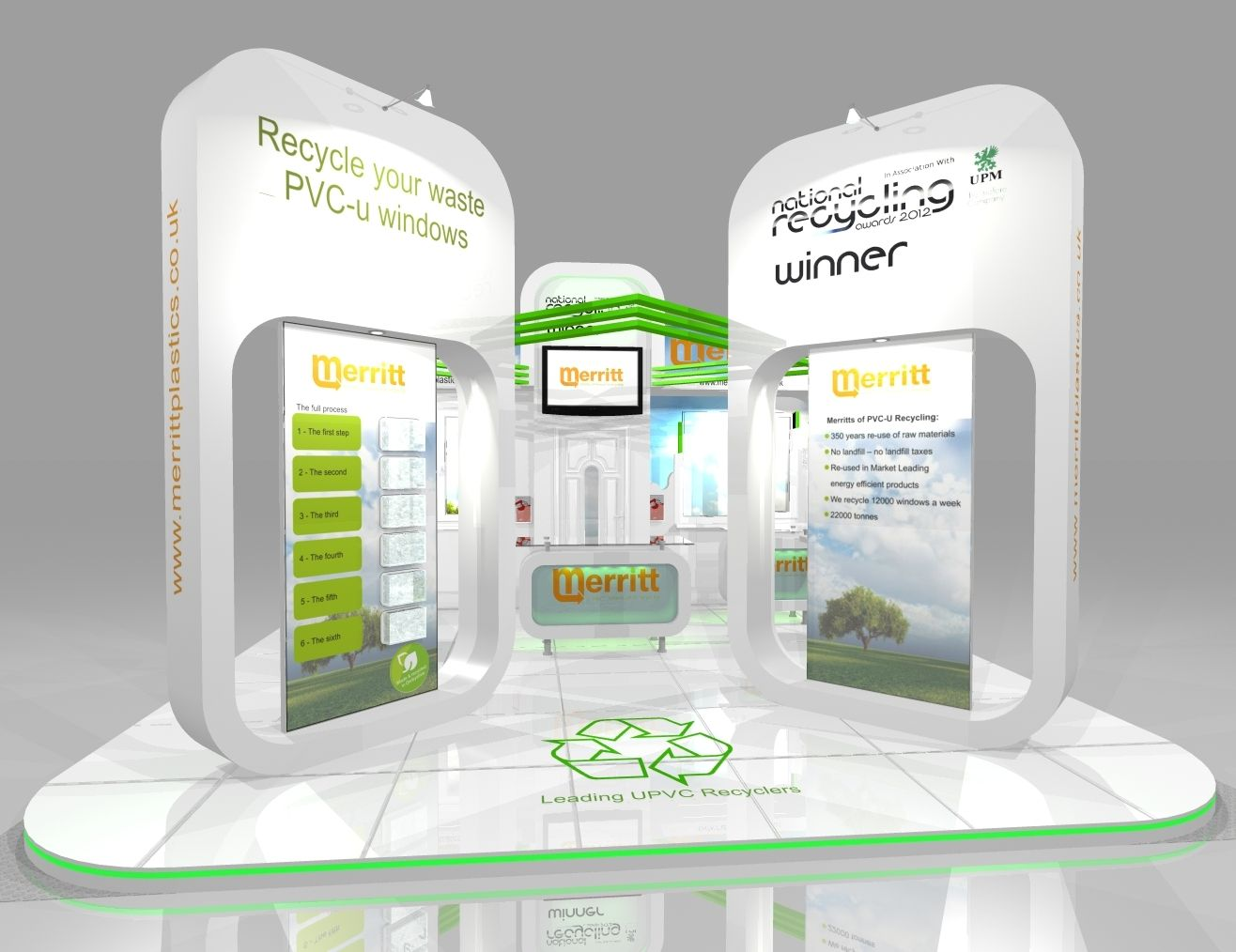 Exhibition Stand Design Birmingham : Exhibition stand design for eurocell at the