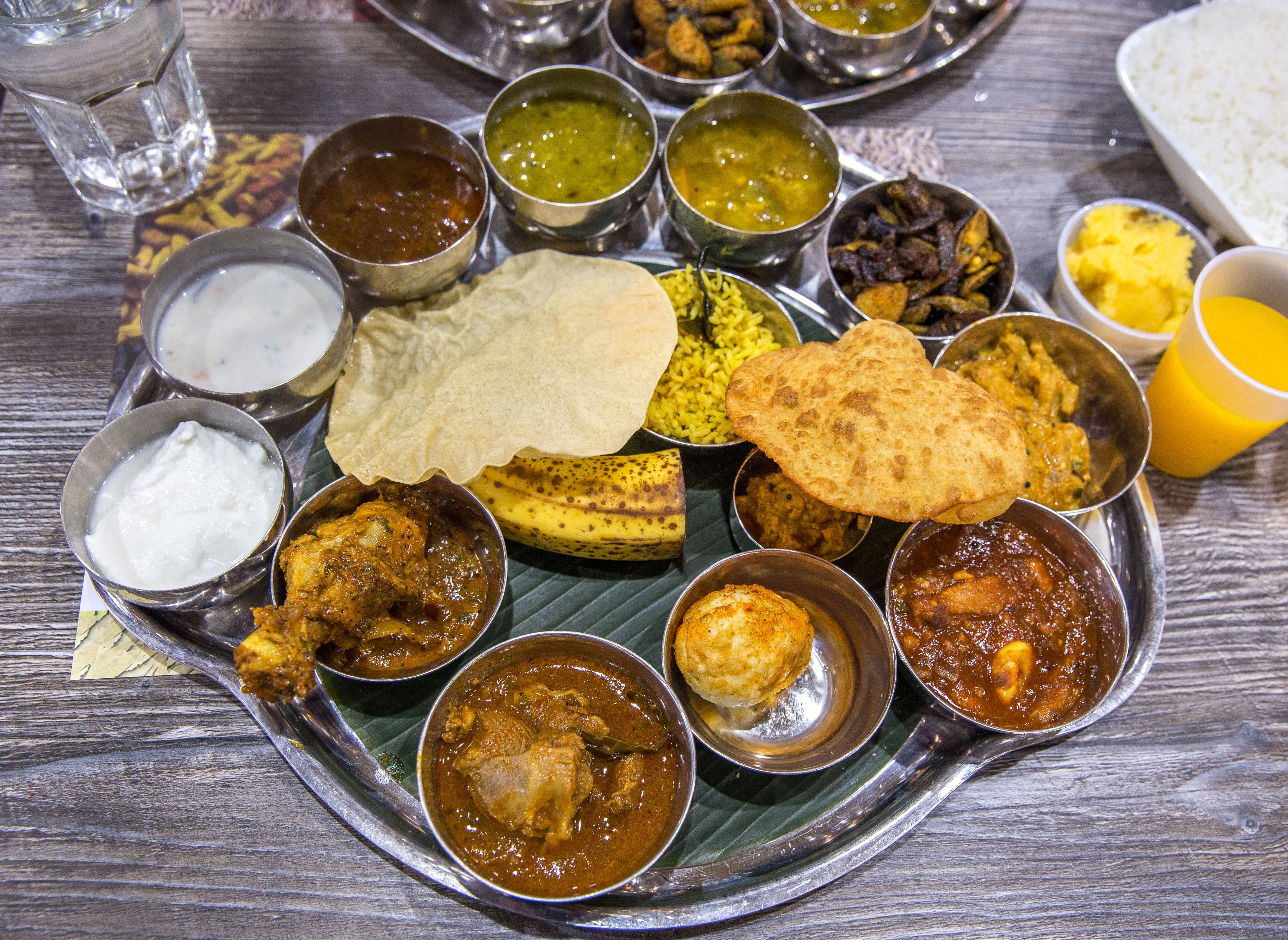 Kitchen Of Kuchipudi Restaurant Review Indian Food Recipes
