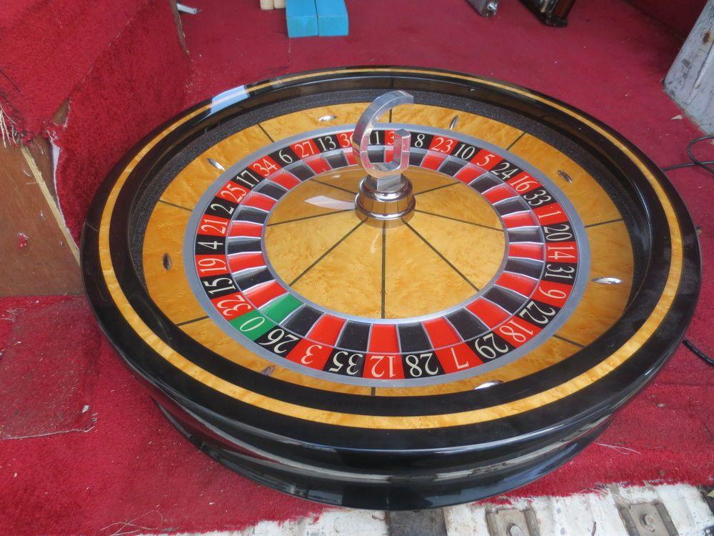 Casino roulette wheel size poker pt facebook