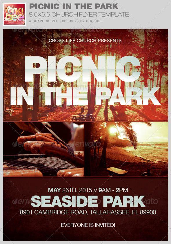 Free Downloadable Picnic Invitation Template Picnic