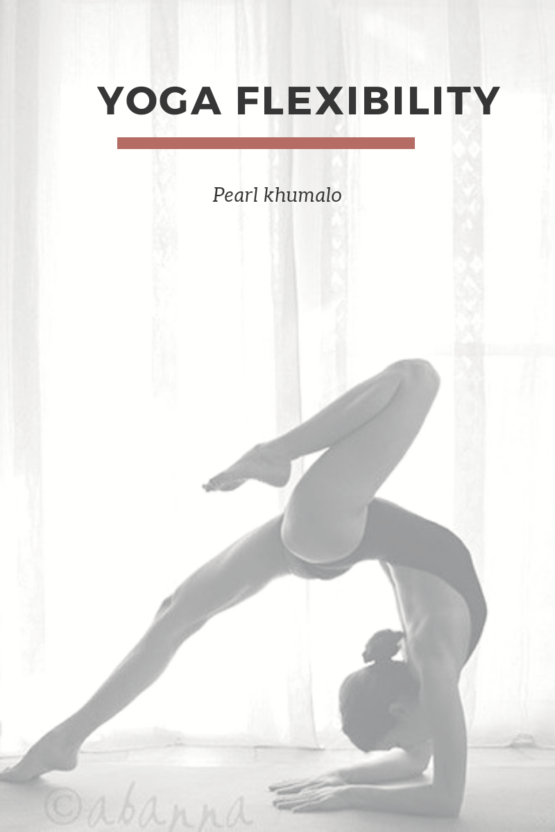 Yoga helps you lose weight and clear your mind. it leads to body flexibility. Being flexible, mobile...