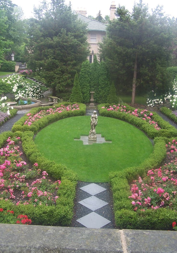 co cos collection formal garden structure roses boxwood by using boxwood to