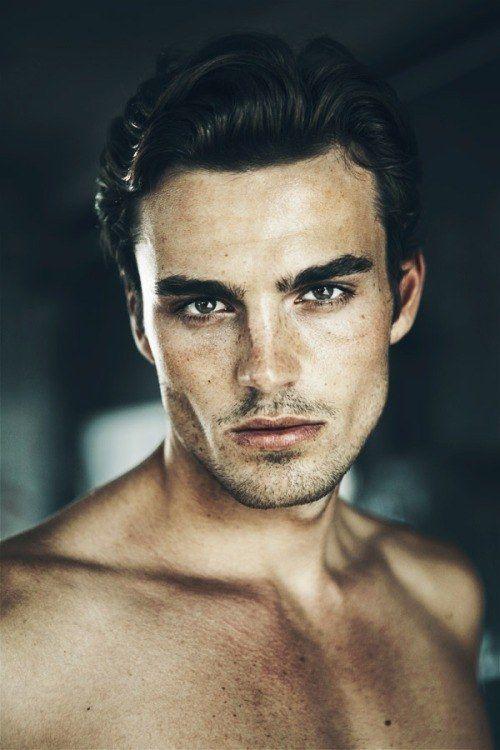 Peter Badenhop Beautiful Men Faces Freckles Freckle Face