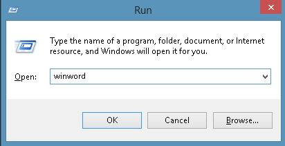 There are many ways to open an app program on windows operating system. Here we will demonstrate with pictures how to open Microsoft Word with just 2 short steps, easy and fast without mouse and click.    How to open Microsoft Word is, arguably not many new users