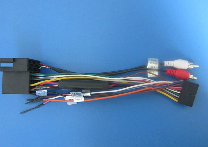 STARPAD For Volkswagen New Bora car audio navigation line lossless cable car special car navigation line modification