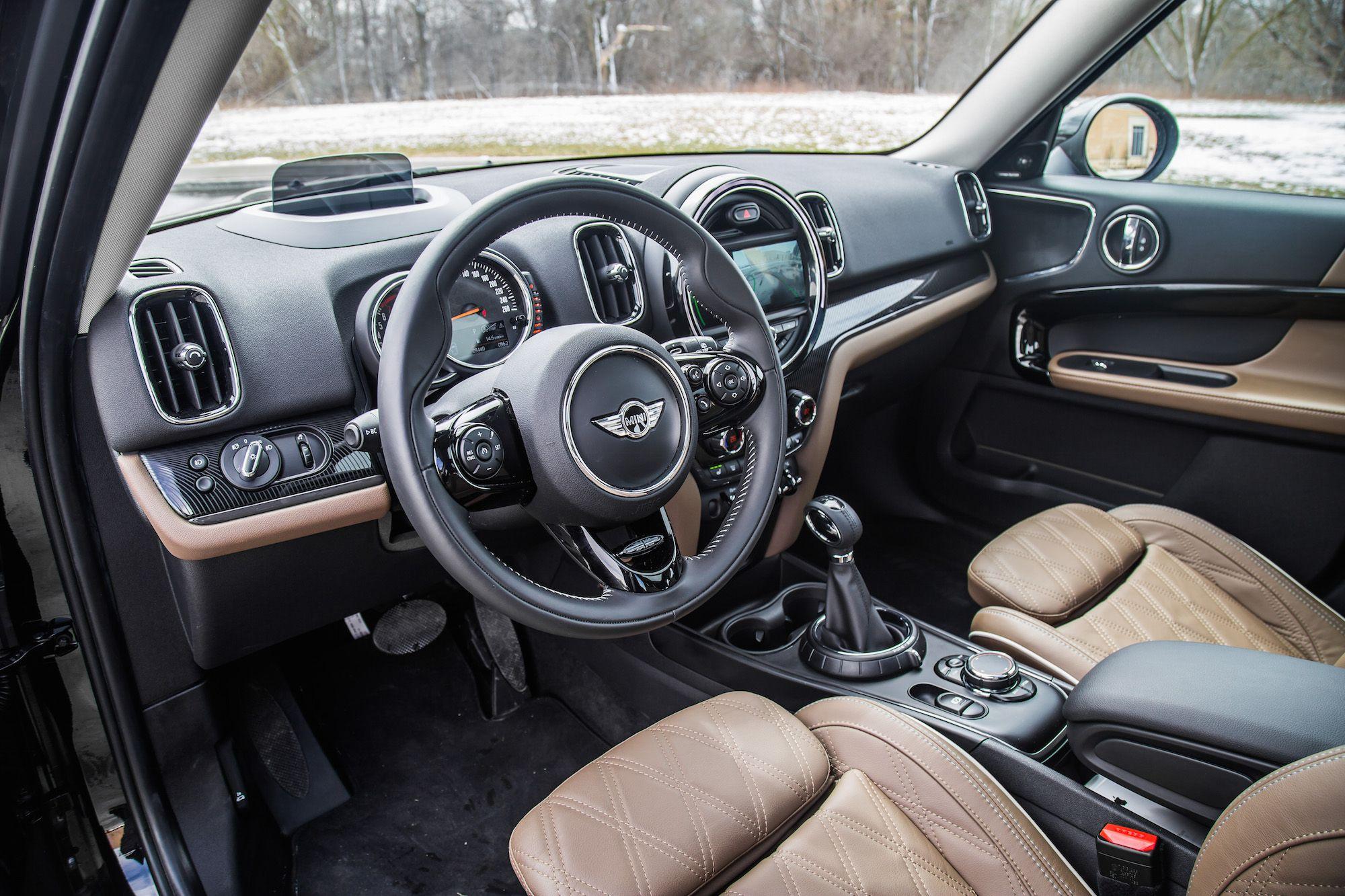 2017 Mini Cooper S Countryman Interior Mini Cooper Mini Cooper S Mini Countryman Accessories