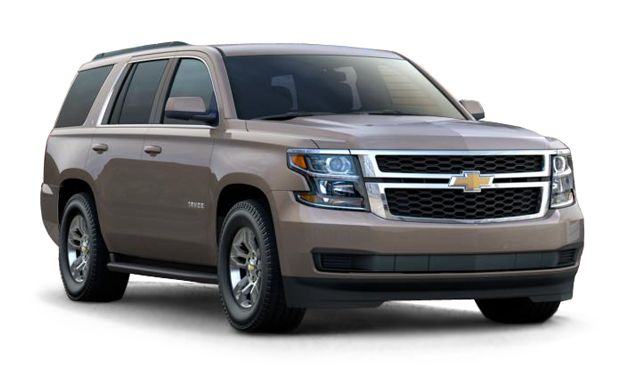 Chevrolet Tahoe Wins Best Full Size Suv Crossover For 2016