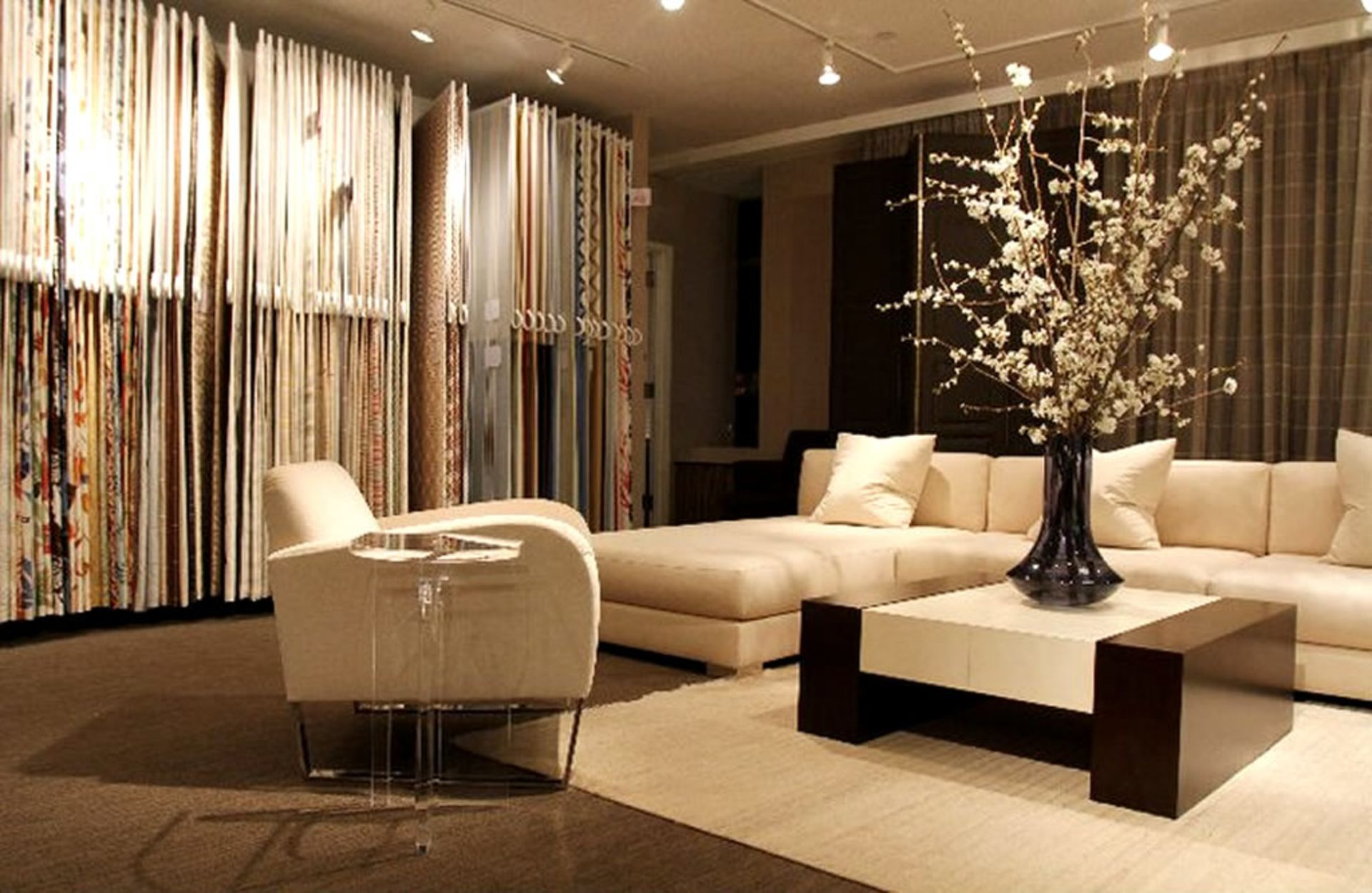 Interior Design Services X Luxury Furniture Retail Store Interior
