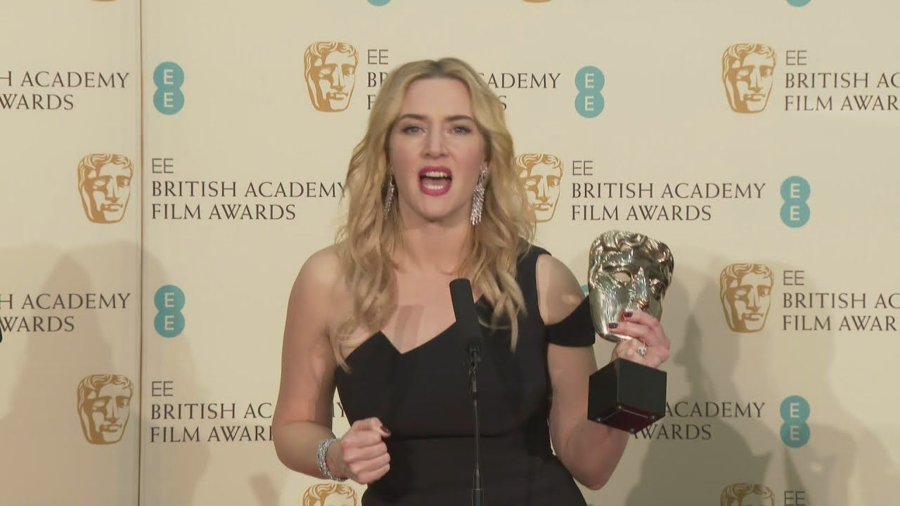 BAFTAs 2016: Kate Winslet has this INSPIRING advice for young women