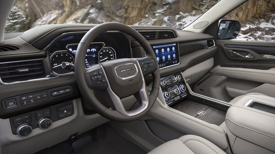 The 9 Coolest Features On The 2021 Gmc Yukon And Yukon Xl In 2020