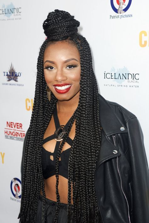 Big Braids Hairstyles Brilliant 20 Badass Box Braids Hairstyles That You Can Wear Yearround  Box