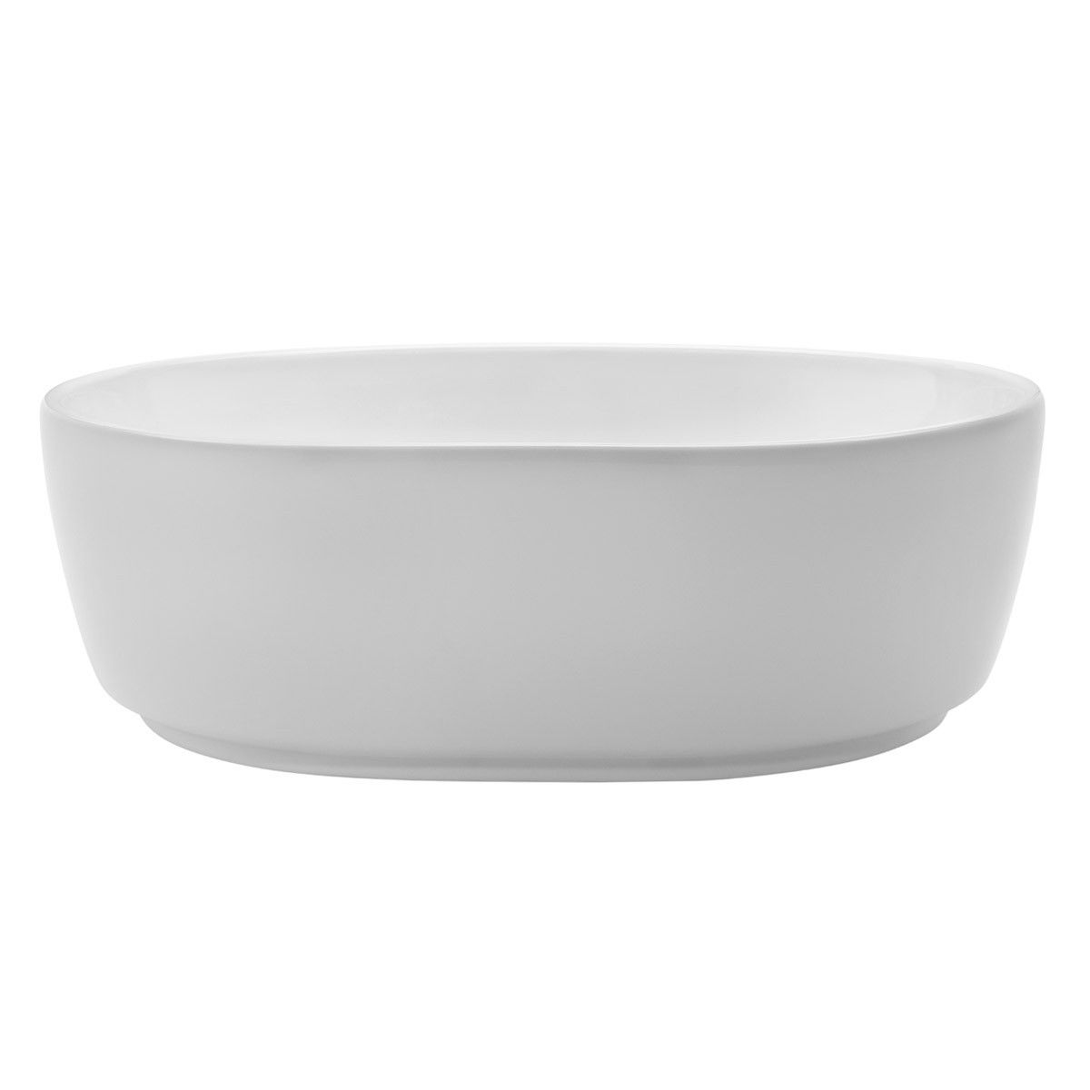 Bauhaus Pearl Countertop Basin 450 x 350mm