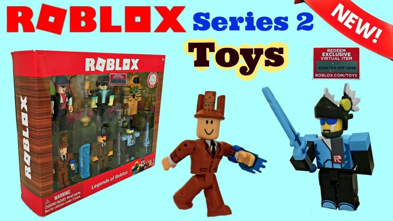 Roblox Toys Series 2 Legends Of Roblox Game Pack Robloxtoys Popular Kids Toys Toys Roblox