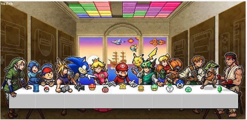 Poster A3 La Ultima Cena The Last Supper Leonardo Da Vinci Cuadro Arte 01