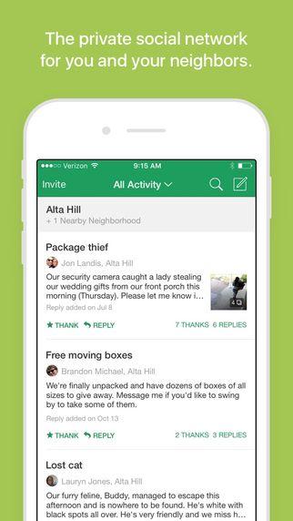 Nextdoor - Neighborhood News, Classifieds, Crime Watch, Local Events, and More by Nextdoor