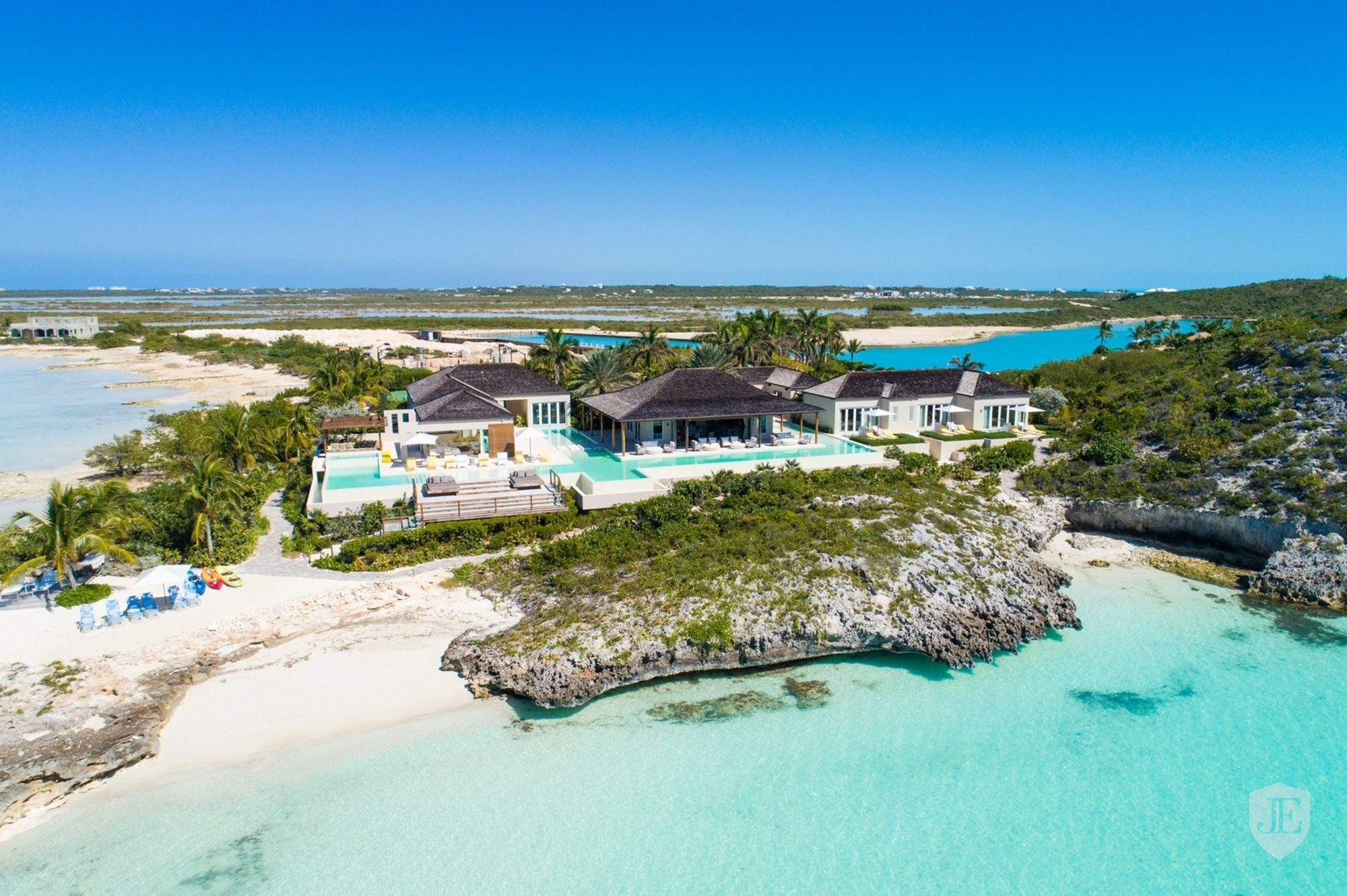 Pin By Mohamed A M R On Beach Homes In 2020 Turks And Caicos Estates Real Estate