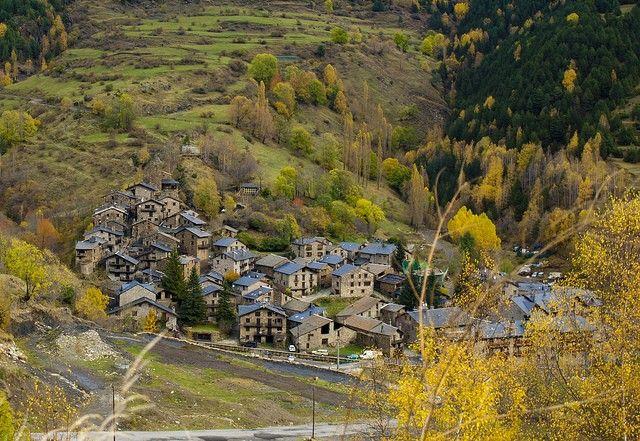 Os de civís (les valls del valira) Alt Urgell