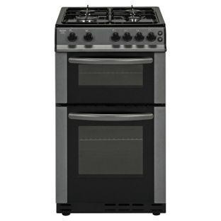 buy bush ag56da gas cooker anthracite at. Black Bedroom Furniture Sets. Home Design Ideas