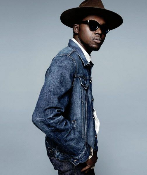 Theophilus London in Gap's Live-In Spring 2014 campaign