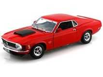 1970 Ford Mustang Boss 429 1/18 Red