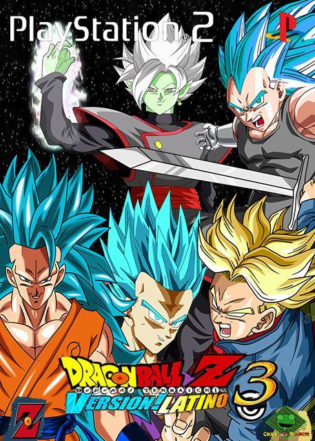 Dragon Ball Z Budokai Tenkaichi 3 Version FINAL Latino +