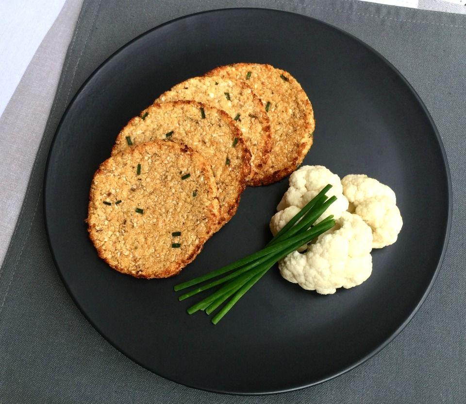 Cauliflower Garlic Bread Recipe Cauliflower Garlic Bread