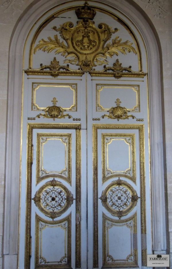 Inside Hotel Room Door: These Exquisite Doors With Decorative Details, Were