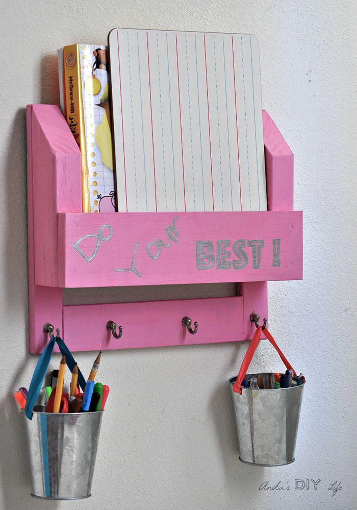 Simple Scrap Wood Projects For Beginners Make Pinterest Desk
