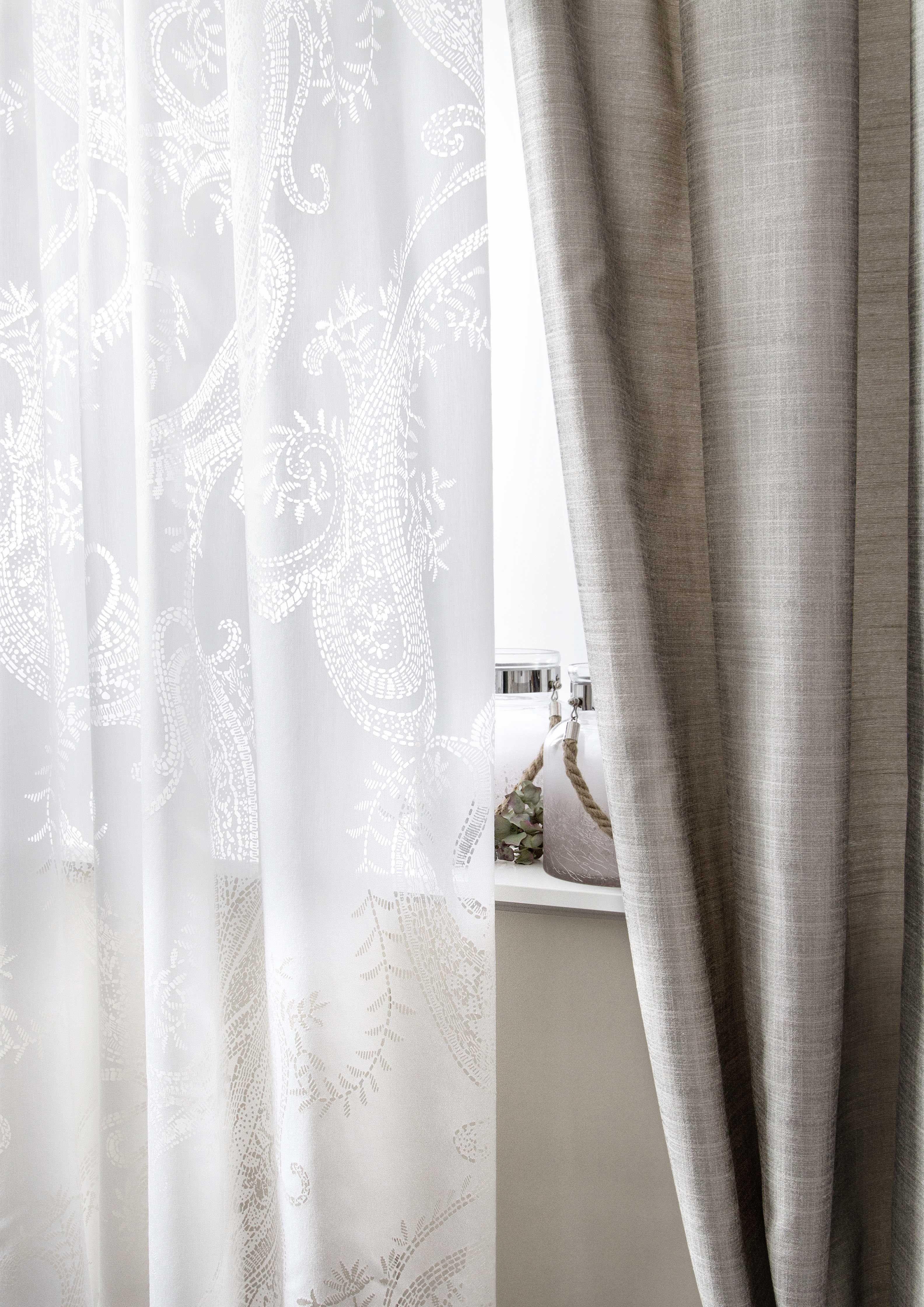 Traditionelles Paisely trifft minimalistische Einrichtung. #store ...
