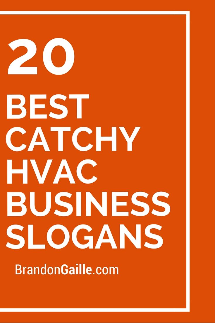 21 best catchy hvac business slogans pinterest business slogans 21 best catchy hvac business slogans pinterest business slogans and business flashek Images