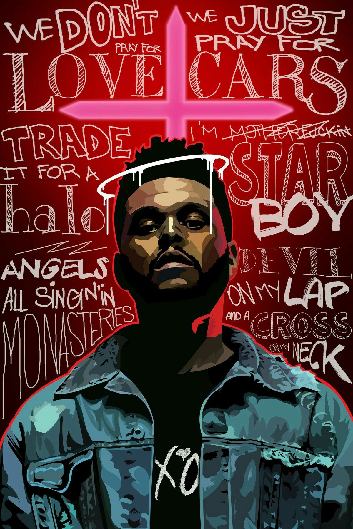 Pin by Ashley on The Weeknd XO The weeknd wallpaper