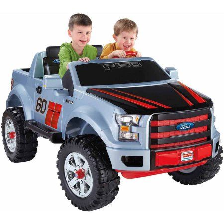 Toys Power Wheels Toy Cars For Kids Ford F150