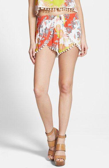 3c13eeda768d3 Raga 'Tahiti' Scalloped Shorts available at #Nordstrom | Fashion ...