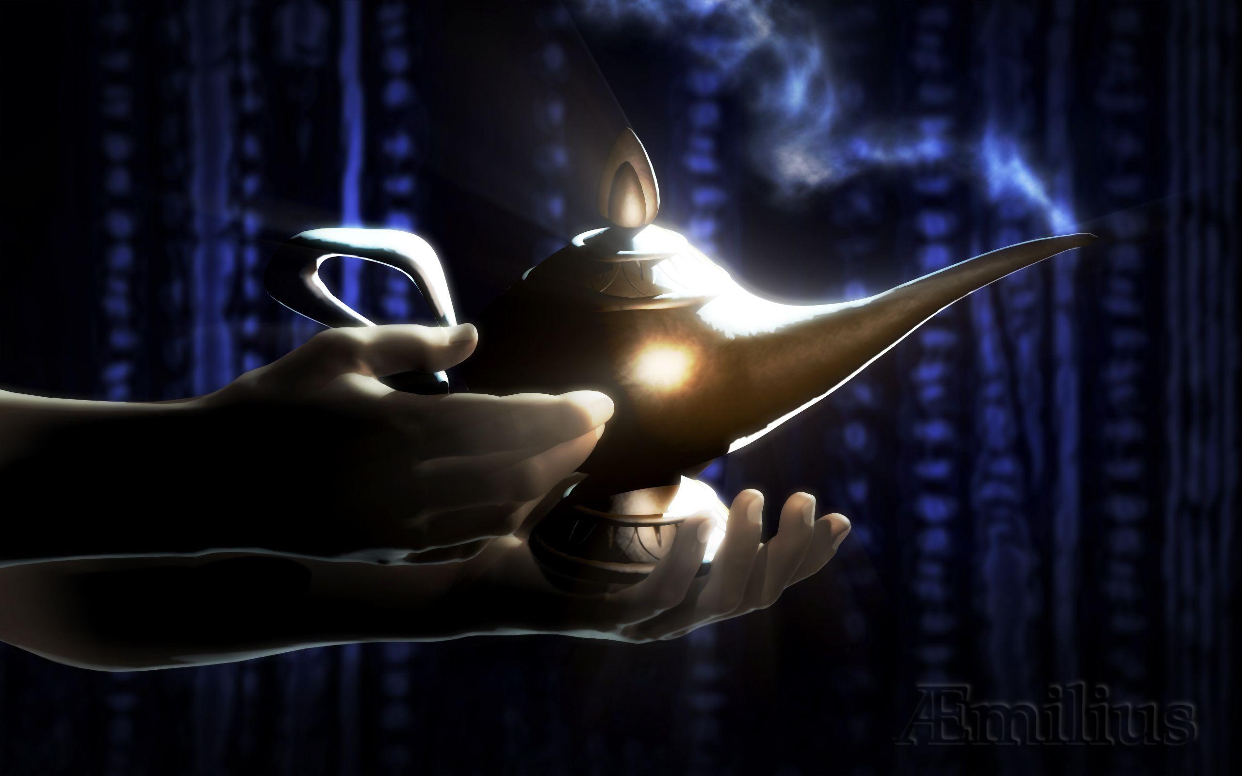 Explore Genie Lamp, Disney Magic, And More!