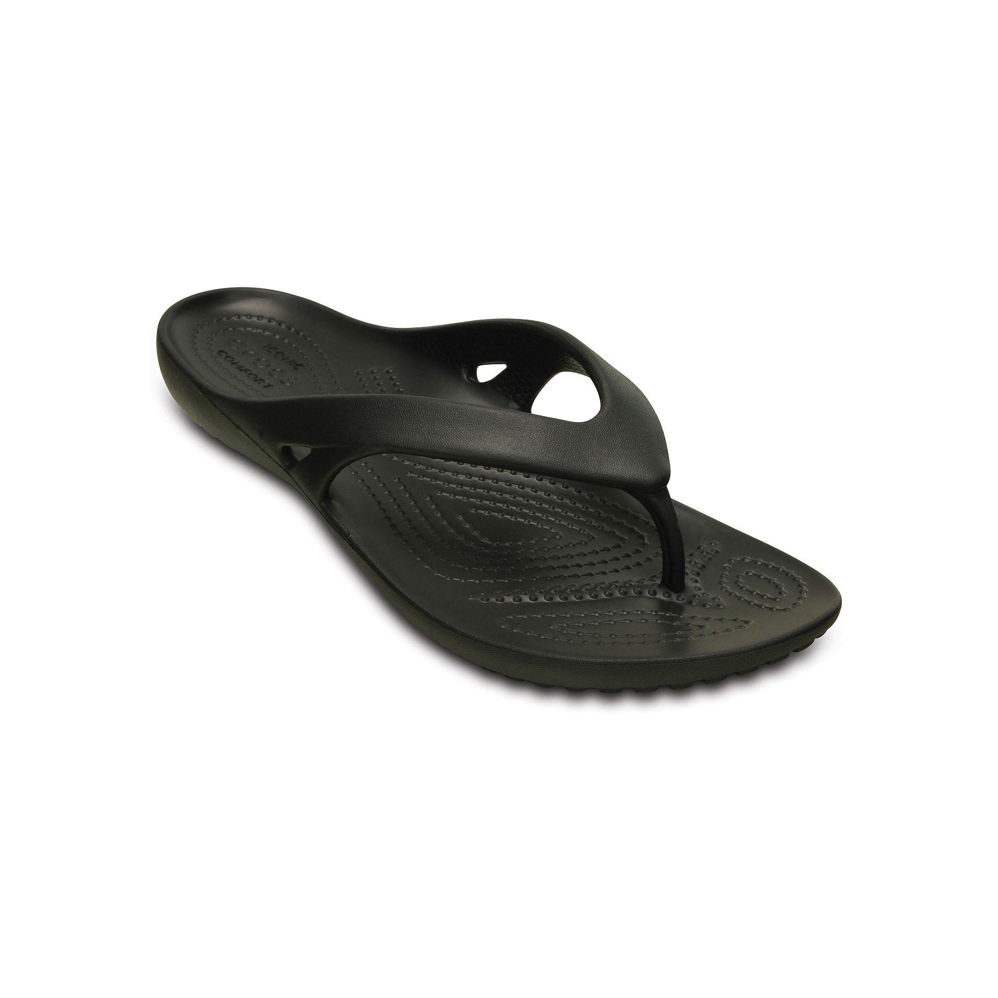 croc flip flops on sale