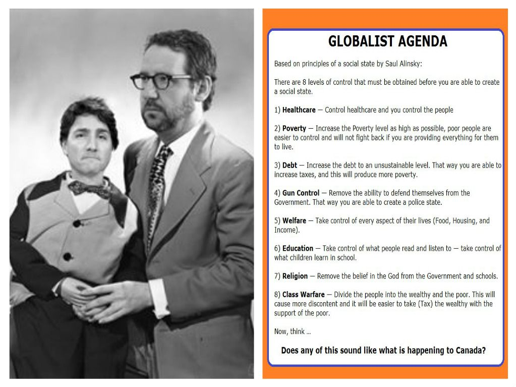 Butts and Trudeau Globalist Agenda Liberty Pinterest Politics - what is an agenda