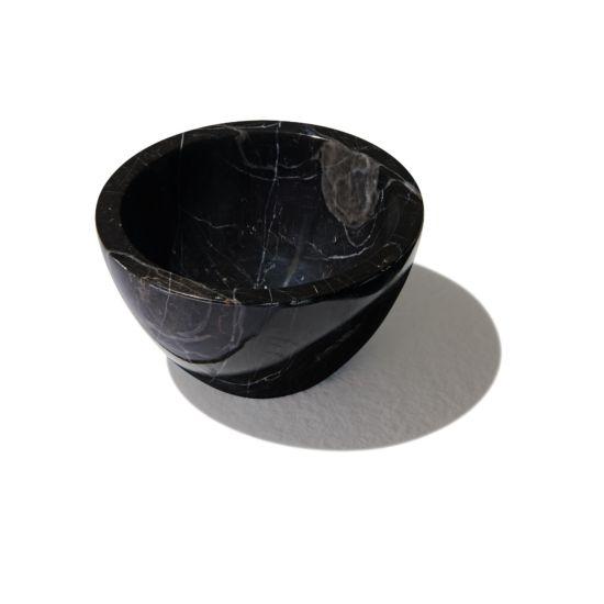 Black Marble Bowl In 2020 Marble Bowl Black Marble Black Bowl