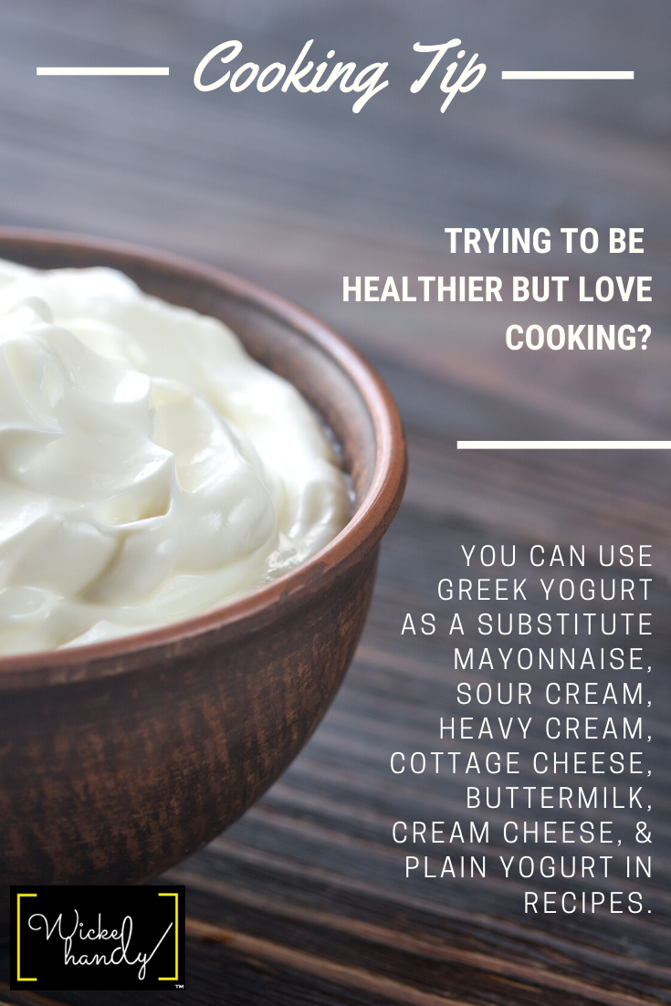 Greek Yogurt Substitution Plain Greek Yogurt Recipes Greek Yogurt Recipes Yogurt Substitute