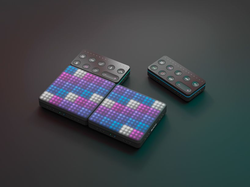 Roli Blocks Is A Modular Multi Touch Music Making System Music Technology Music Creation Multi Touch