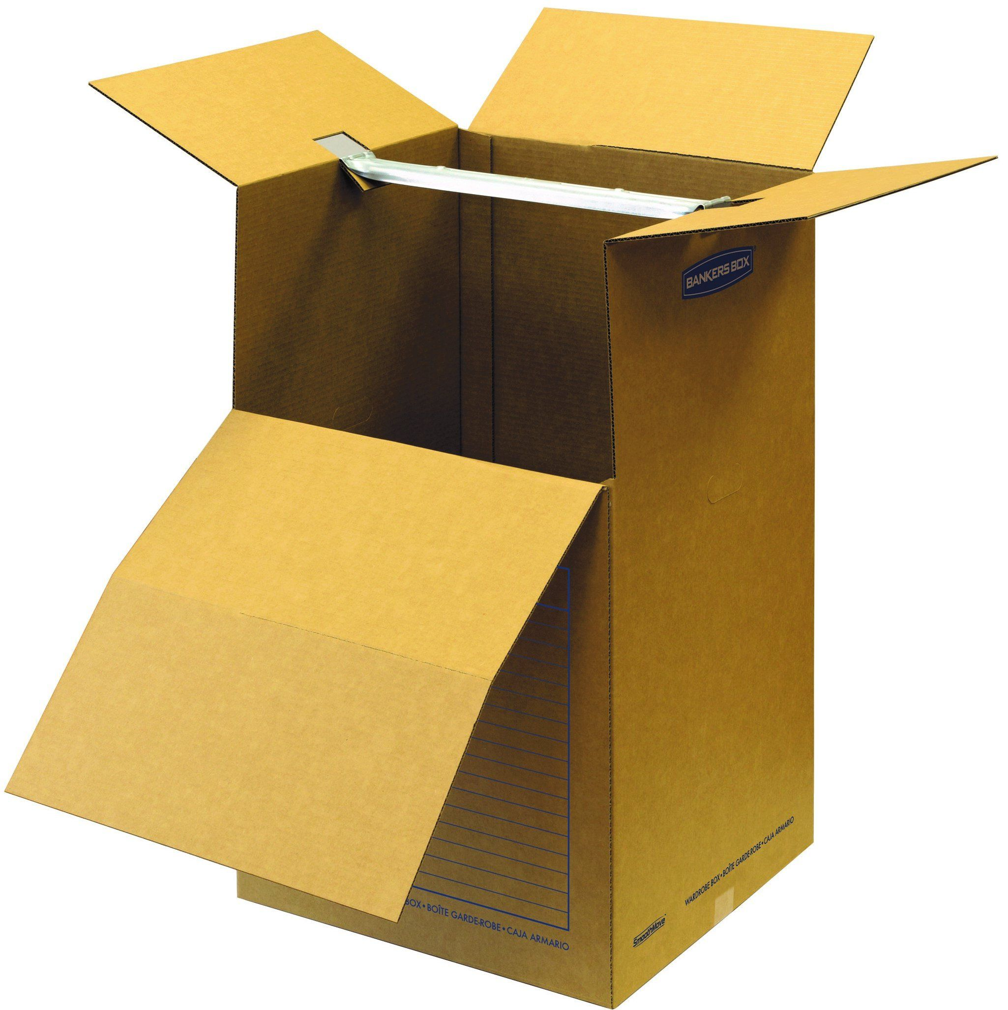 free carry medium dp tape office inches pack easy box moving com assembly x bankers classic handles amazon boxes wardrobe smoothmove