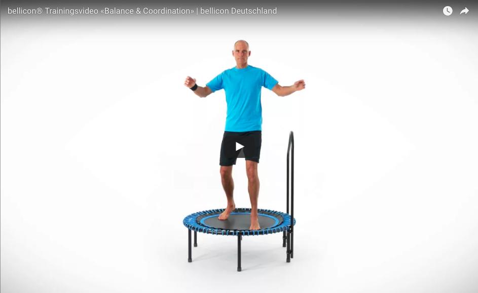 Minitrampolin Übungen - deine-ernaehrung.de   Trampolin