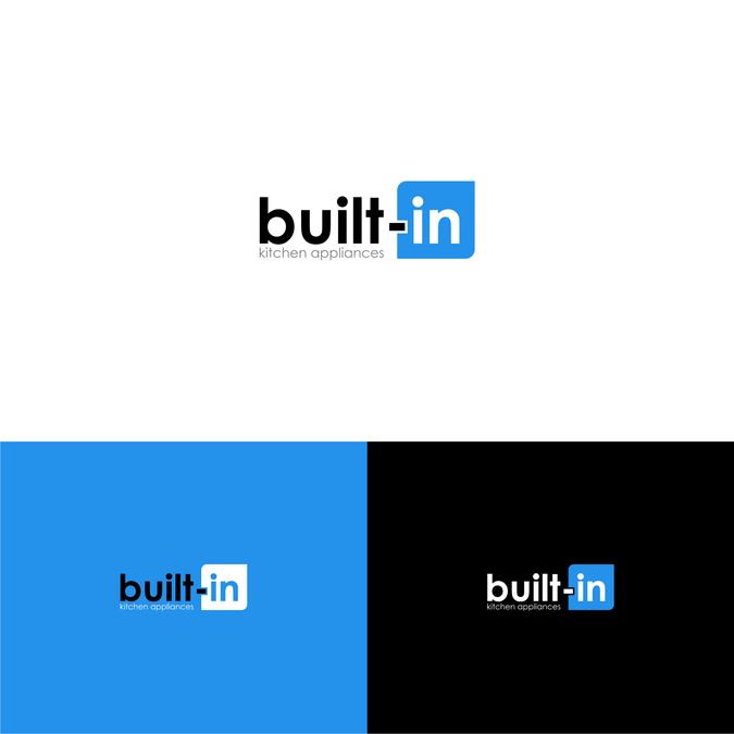 Built-in kitchen appliances Logo by 13™ | Logo Design | Pinterest ...
