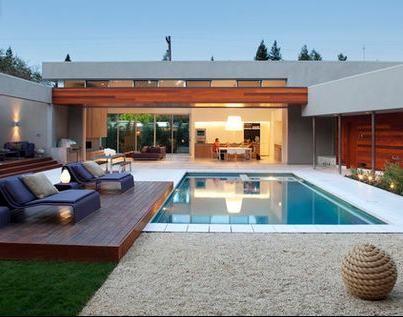 Fotos de terrazas terrazas y jardines terraza de casas for Casa moderna jardines